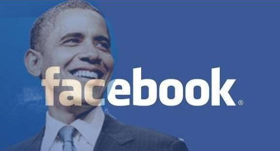 Obama and Facebook